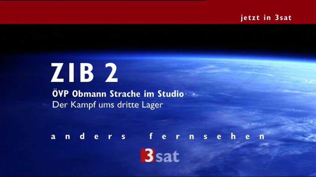 Strache als ÖVP-Obmann